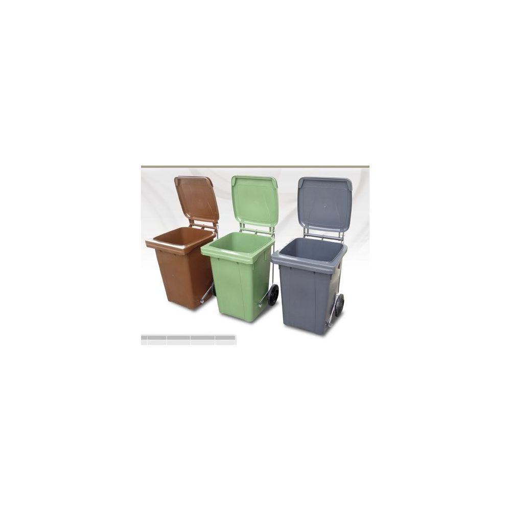 Cubo o contenedor de basura de plástico pequeños