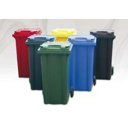 Cubo o contenedor de basura...