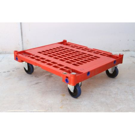 Base de plástico Roll Container