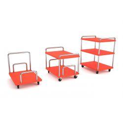 Trolley Remolque para tractora