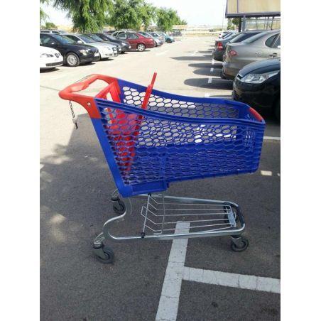 Carro Autoservicio de plástico de ocasión