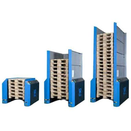 Dispensador de Pallets